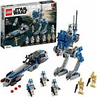 New LEGO 75280 Star Wars 501st Legion Clone Troopers Set & Battle Droids at-RT..