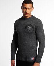Superdry Herren Vintage Knitted Sweatshirt