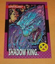 Shadow King # 66 - 1992 Marvel X-men Series 1 Base Impel Trading Card