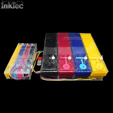 XXL CISS fill in InkTec® refill ink cartridge set for HP 970XL 971XL HP970 HP971