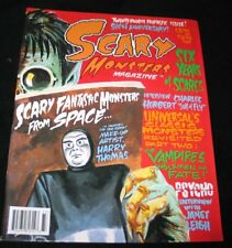 1997 SCARY MONSTERS #24 - 194 monster pages - Janet Leigh Interview LIKE NEW