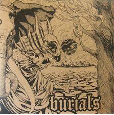 Burials - s/t Burials LP - Grindcore - NEW COPY