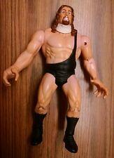 """WWF/WWE The Giant/Big Show Toy Biz 7.5"""" Wrestling Action Figure Neck brace 1999"""