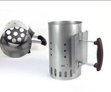 Starter barbecue Bbq kit accensione carbone carbonella ciminiera mshop