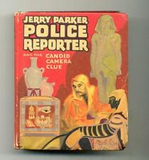 Jerry Parker Police Reporter and the Candid Camera Clue   1941    Big Little Boo