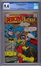 DETECTIVE COMICS #363 CGC 9.4 2ND BATGIRL