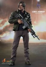 RESIDENT EVIL 6 - Leon S. Kennedy 1/6th Action Figure VGM22 (Hot Toys) #NEW