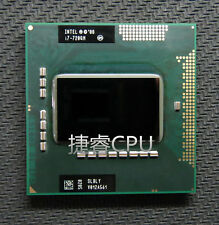 Intel Core i7 720QM 1.6Ghz 6MB SLBLY PGA 988 Socket G1 CPU Mobile Processor