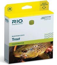 RIO Mainstream Series WF Trout/ Freshwater versch. Schnurklassen