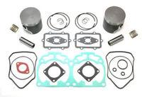 Ski-Doo MXZ 800 Top End Rebuild Kit Dual Ring Pistons Bearings Gaskets 2000-2007