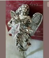 Hallmark Keepsake 1998 Angelic Flight Angel 25th Anniversary Edition Ornament