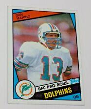 1984 Topps Dan Marino Rookie Card #123 Classic Hofer RC