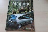 89291) Renault Megane Scenic Prospekt 02/1998