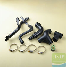 Engine Crankcase Breather Vent Hose Pipe SET for VW Passat B5 AUDI A4 A6 1.8T
