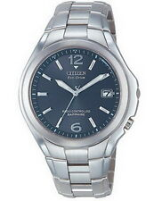 Citizen Eco-Drive Radio Control Sapphire Men's Watch AS5000-71E