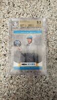 Anthony Davis 2012-13 Panini NBA Hoops #275 Rookie Card RC BGS 9.5 Gem Mint.