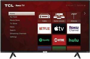 TCL (43S435) 43 inch 2160p (4K) LED Roku Smart TV