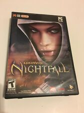 Guild Wars: Nightfall (PC, 2006) Complete Set With 3 Discs & Manual