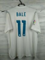 Bale Real Madrid jersey XL 2018 2019 home shirt AZ8059 soccer football Adidas