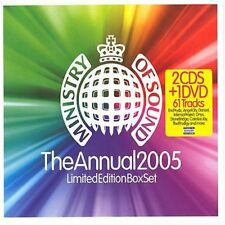Various Artists - Ministry of Sound - the Annual 20... - Various Artists CD 6QVG