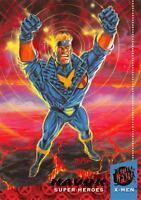 HAVOK / X-Men Fleer Ultra 1994 BASE Trading Card #29