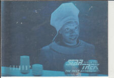 Star Trek TNG Season 5 Hologram H9 Guinan