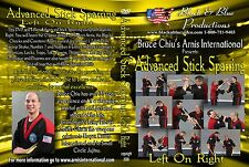 Bruce Chiu - Advanced Stick Sparring Left on Right DVD