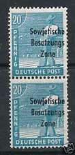 SBZ Paar Nr:189 d Postfrisch Geprüft BPP Paul