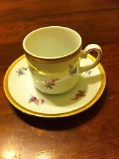 Trischenreuth bavaria Small Cup And Saucer Made In Germay