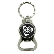 Rotary Rotor Engine RX-8 RX-7 - Bottle Cap Opener Keychain Ring
