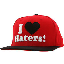 Snapback I Love Haters Cap DGK Blogger Last Kings Obey MMG YMCMB Dope Tisa New