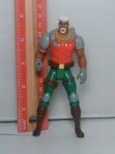1992 Marvel Toy Biz The Uncanny X Men X Force G.W. Bridge Action Figure Leader