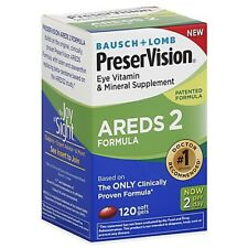 PreserVision Areds 2 120 ( pack of 2) FREE SHIPPING