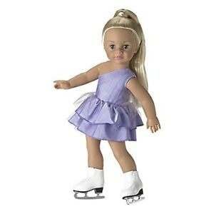 """New in Box - Madame Alexander Jazzy Ice Skater 18"""" play doll # 68595 - Retired"""