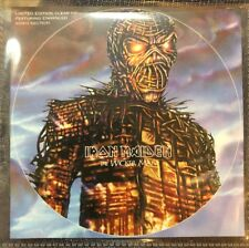 IRON MAIDEN - Wicker Man Pt. 2 - CD - Single Limited Ed Import Rare Live Killers