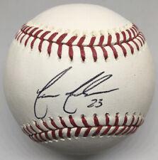 Aaron Altherr signed auto autograph Official Mlb Baseball Mlb Coa - Phillies