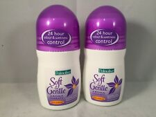 2 X SOFT AND GENTLE AROMA THERAPY ANTI STRESS 24HR  50ML