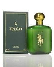 Ralph Lauren Polo Green After Shave Balm Men 4.0 Oz Brand New In Box Sealed