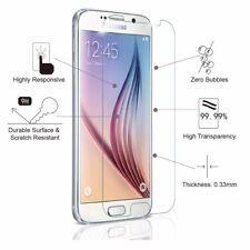 Samsung Galaxy S6 Handy Schutzglas 9H Echt Glas Panzer Glasfolie Verbundglas