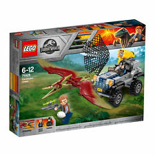 75926 LEGO Jurassic World Pteranodon Chase 126 Pieces Age 6+ New For 2018!