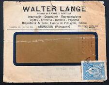 1939 Asuncion Paraguay Commercial Window Cover Zeppelin Protector Pro Dome