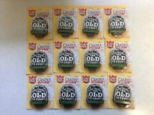 Brand Ne Lot Of 12 Cake Mate Over The Hill Too Old To Count Candles Party Candle