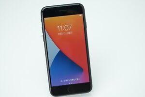 SIM FREE iPhone7 32G Black sim unlocked shipping from Japan No.714
