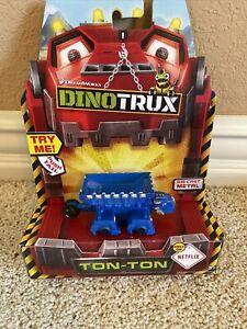 Dinotrux Ton-Ton Diecast Figure New In Box