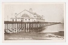 Herne Bay,U.K.Pier & Pavilion,Kent,Used,No Stamp,c.1901-06