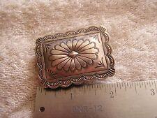 Vintage Money Clip Silver