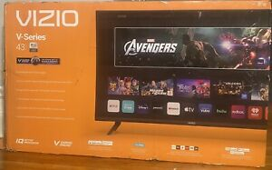 "LOWEST PRICE ON EBAY! NEW Vizio V-Series V435-H11 43"" 4K LED Smart TV"