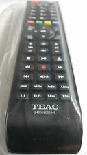 TEAC TV Brand New Original Remote Control 240602000542 LEV32A1FHD LEV32GD3HD