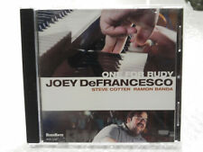 Joey DeFrancesco - One for Rudy  CD
