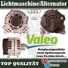 AUDI A4 A5 A6 A7 Q5 ALTERNATOR / LICHTMASCHINE ORIGINAL VALEO 200 A !
